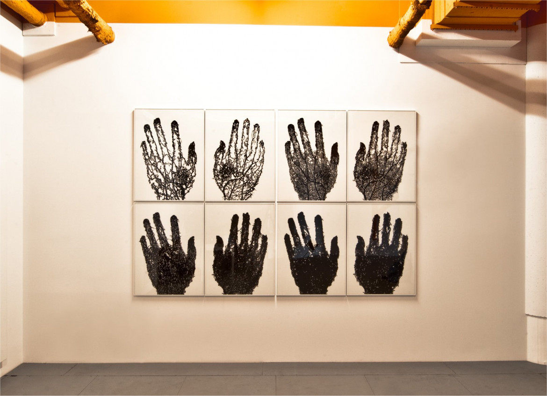 «Resa» di Paolo Grassino