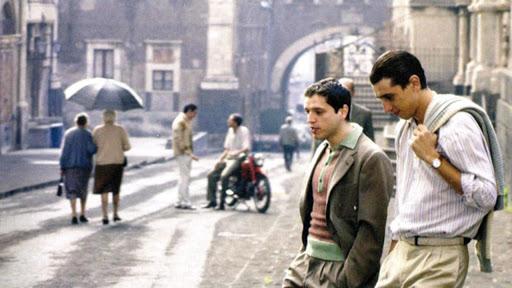 Una scena da Perduto Amor (2003)