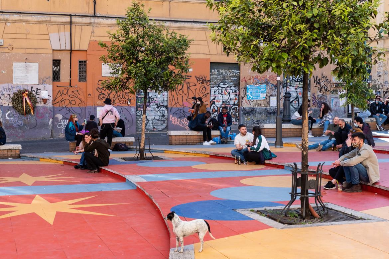 «Fantasia in piazza» di Leonardo Crudi