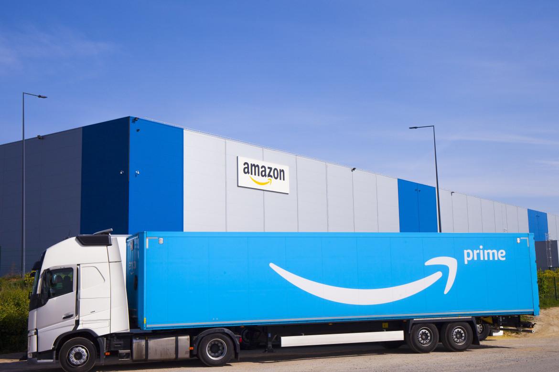 Sede di Amazon a Douai, nel nord della Francia