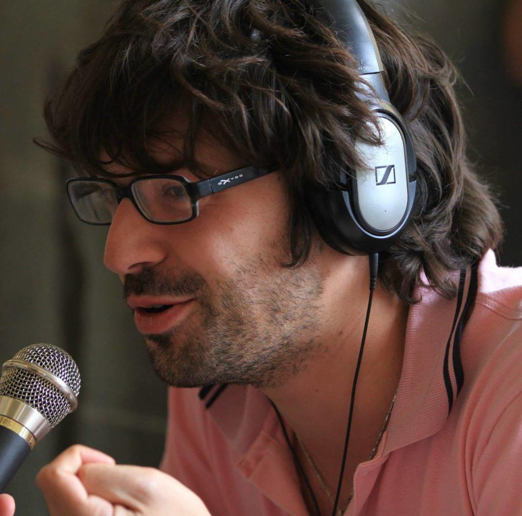 Nella foto Stefano Duranti