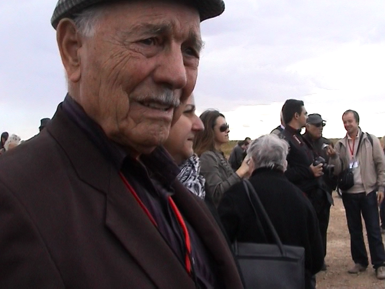 Joseph Almudéver (Pasquale D'Aiello, frame da video 2012)