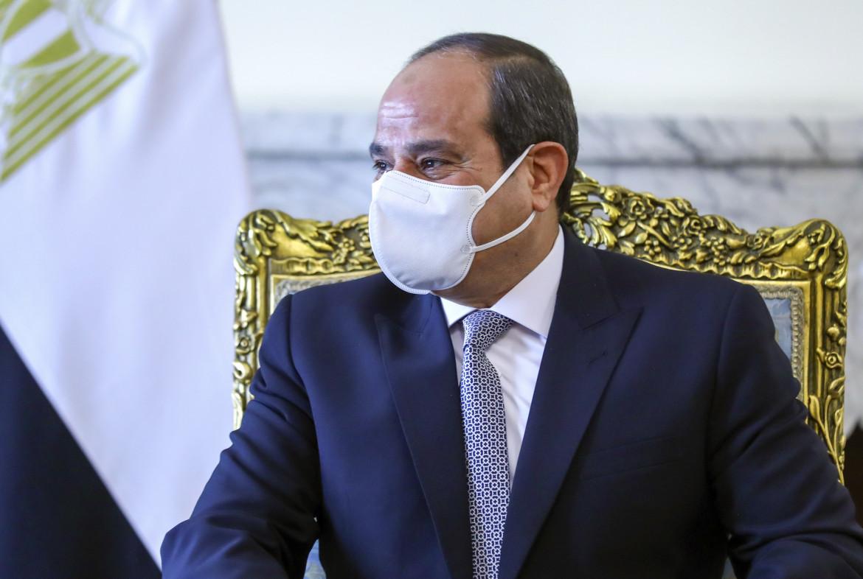 al-Sisi, Presidente dell'Egitto