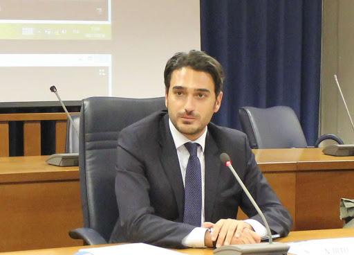 Nicola Irto, consigliere del Pd in Calabria