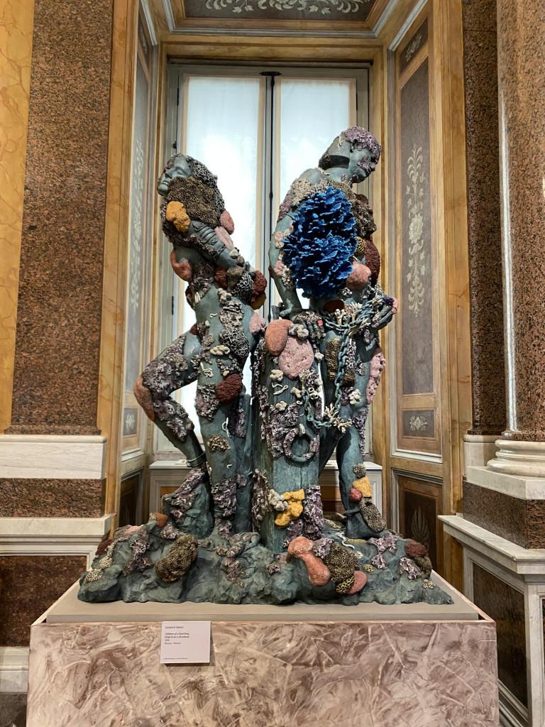 Damien Hirst, «Children of a Dead King», 2010