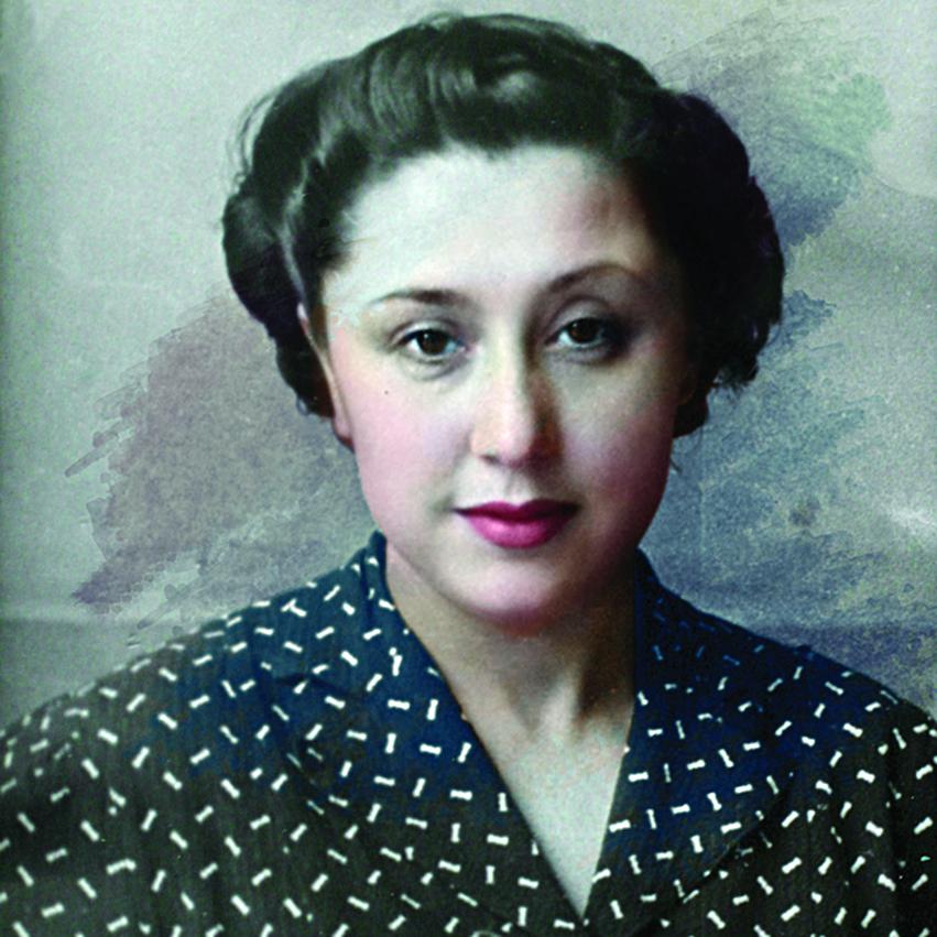 Un ritratto di Luisa Carnés