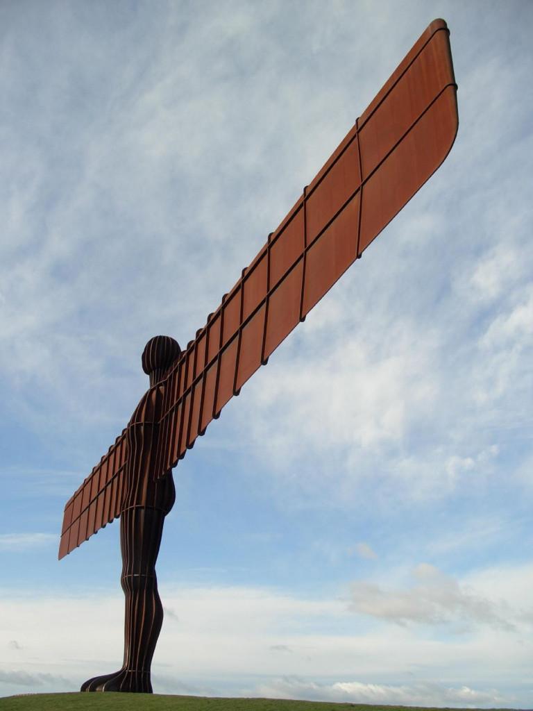 Angel of the North, di Antony Gormley