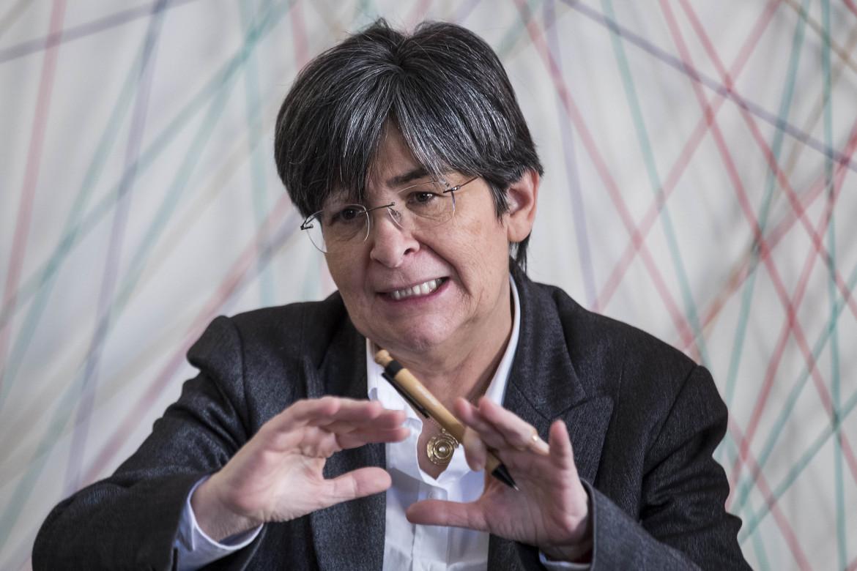 Maria Cecilia Guerra, sottosegretaria al ministero dell'economia e delle finanze