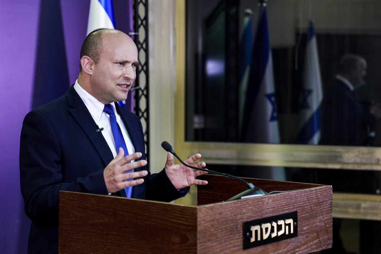 Il premier israeliano Naftali Bennett