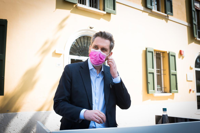 Matteo Lepore, assessore a Bologna e candidato alle primarie