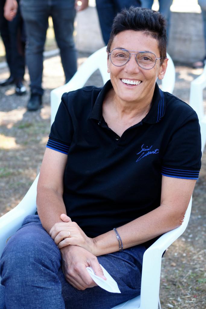 Imma Battaglia, candidata alle primarie di Roma