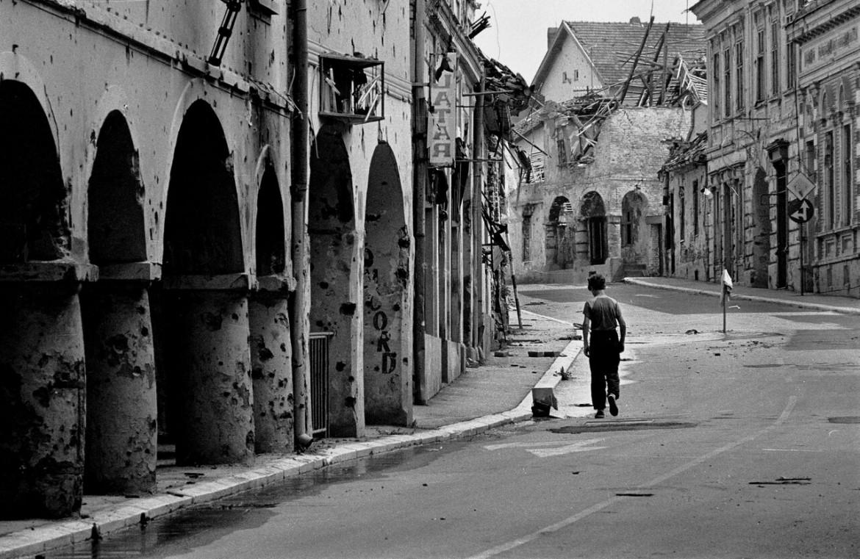 I portici di Vukovar, 1992