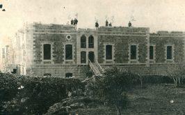 Dalla finestra della mia casa di Betlemme