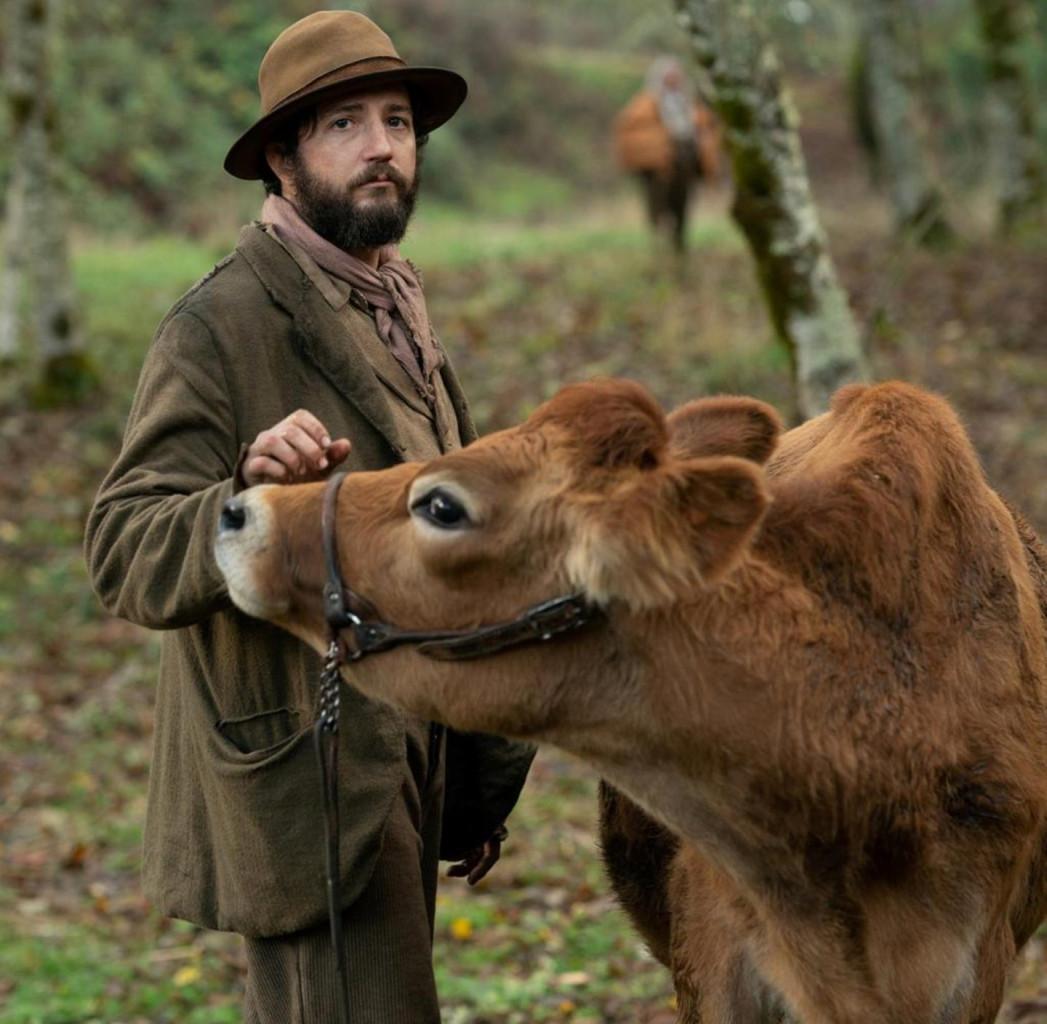 Una scena da «First Cow» di Kelly Reichardt
