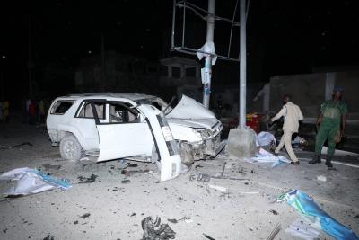 L'attentato di domenica nella base somala di Wisil