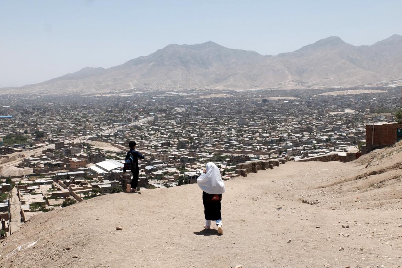 Quartiere di Dasth-e-Barchi di Kabul