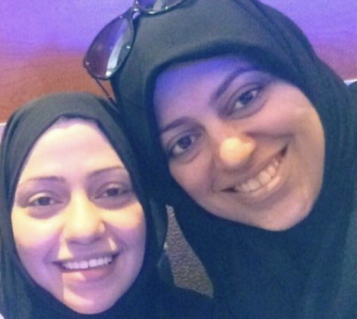 Le due attiviste saudite Samar Badawi e Nassima al-Sadah