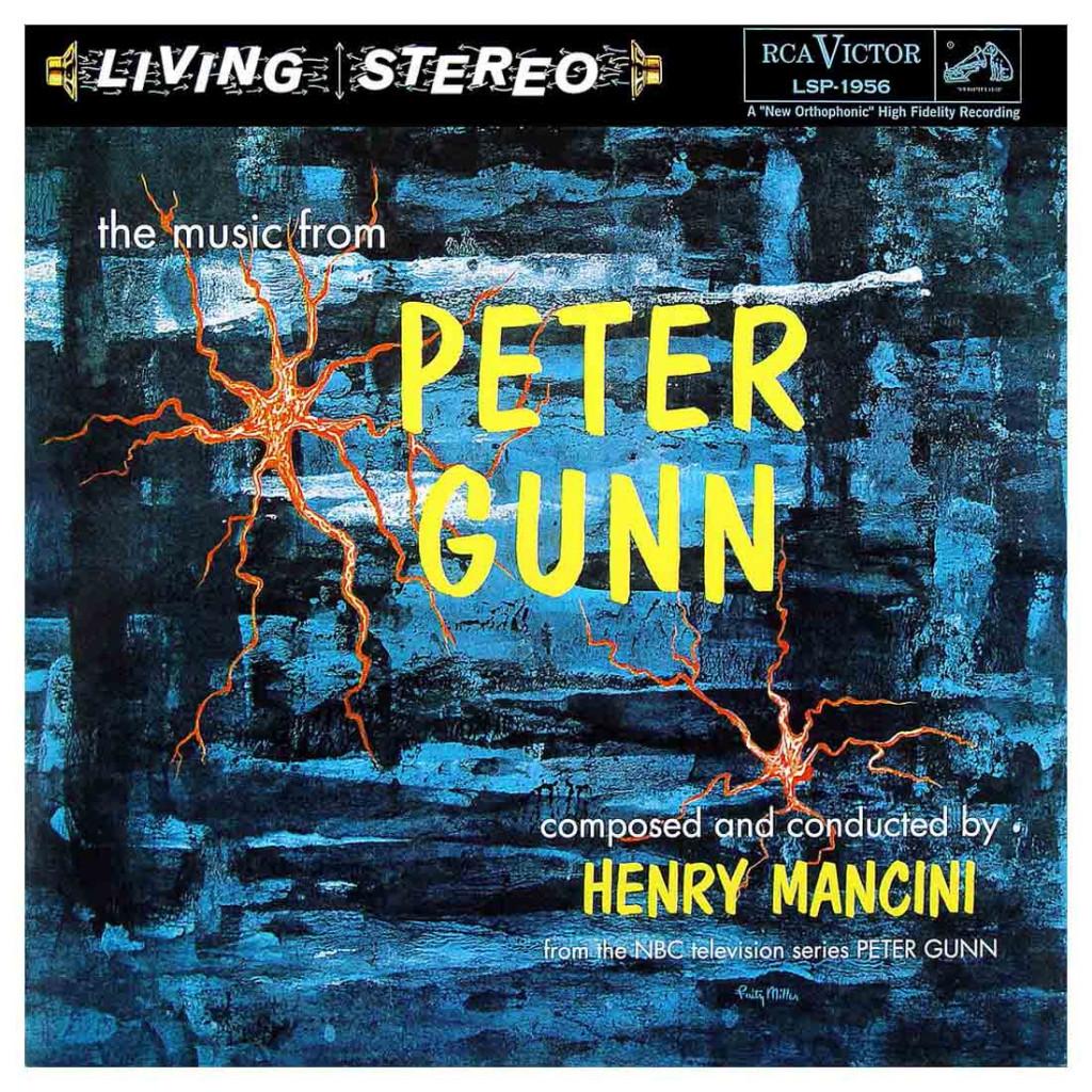 La colonna sonora delle serie tv «Peter Gunn»