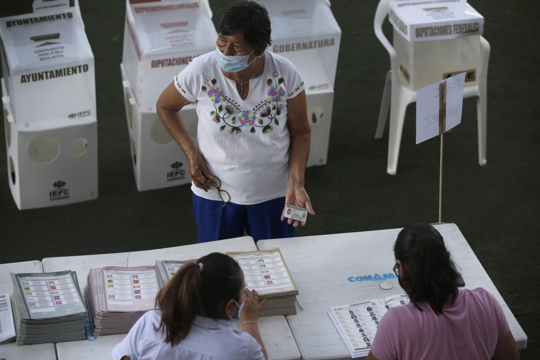 Il voto in Messico