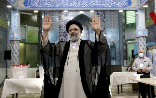 Ebrahim Raisi, il neo presidente iraniano