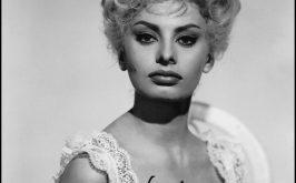 Sophia Loren una passione da collezionista