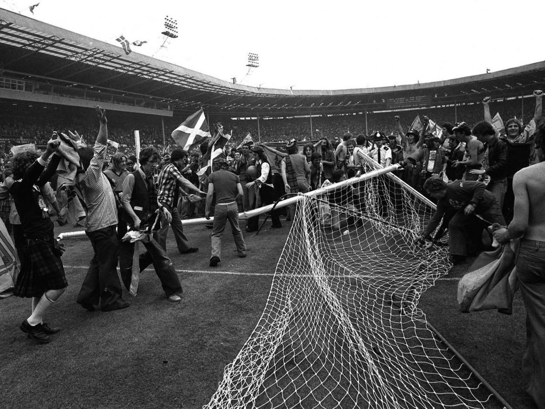 Wembley, 1977