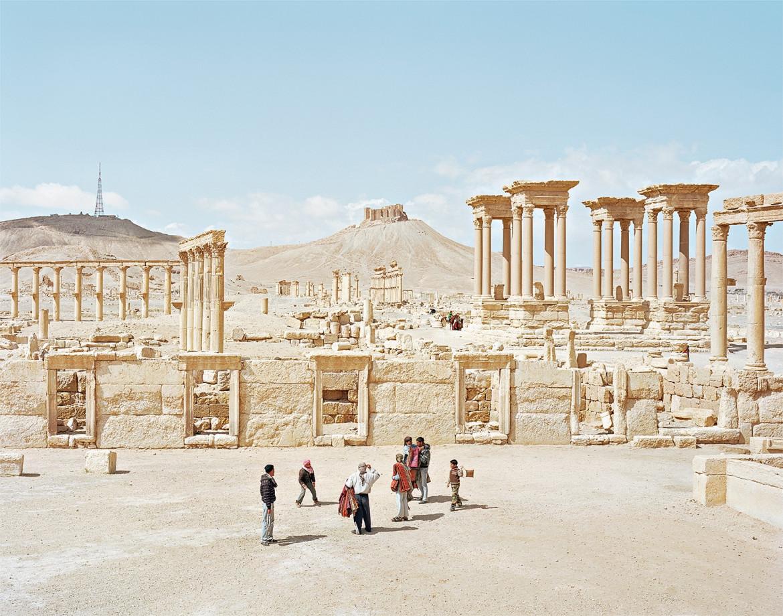 Alfred Seiland, Tadmor, Palmira, Siria, 2011