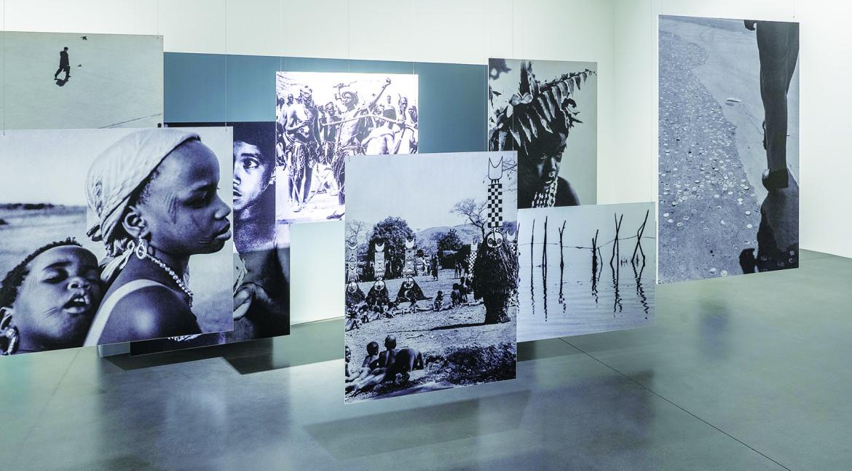 L'immagine è tratta dalle installazioni della mostra di Laura Grisi al Muzeum Susch / Courtesy Claudio von Planta and Muzeum Susch / Art Stations Foundation Ch