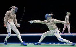 DellAquila ha loro Primo trionfo dellItalia nel taekwondo