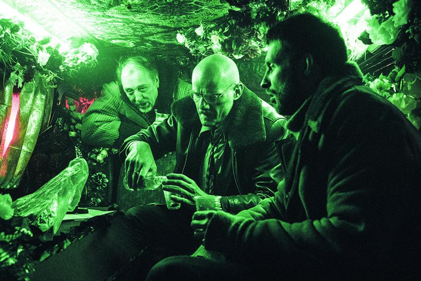 Una scena da «Petrov's Flu» di Kirill Serebrennikov