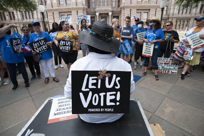 Voto in Texas
