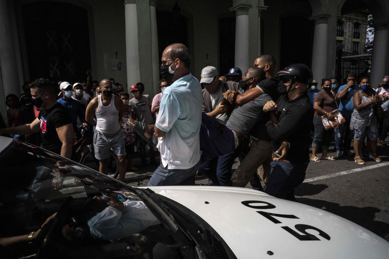 Arresti a Cuba