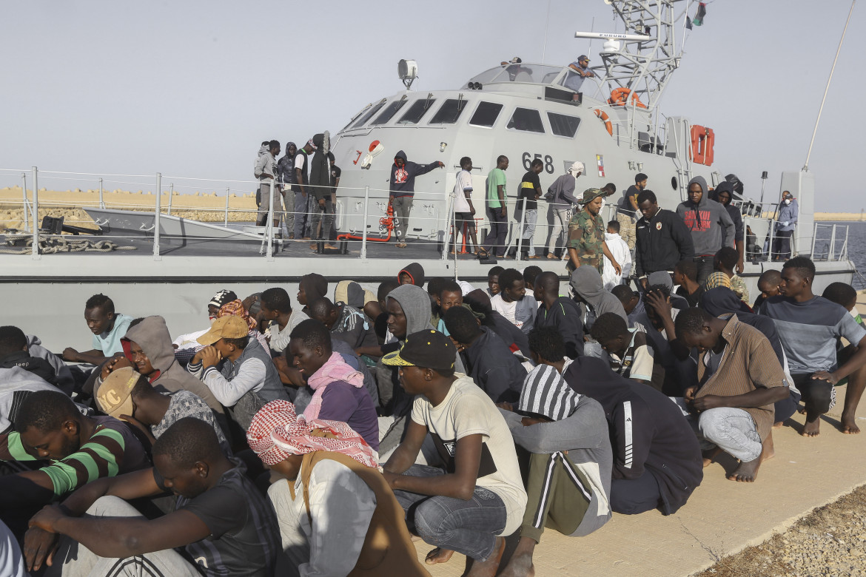 Guardia Costiera libica effettua rimpatri