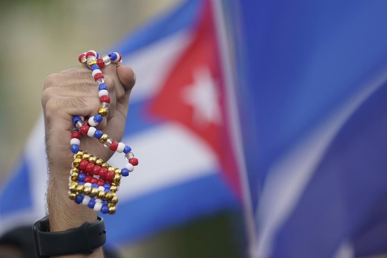Da Miami l'appoggio a prescindere alle proteste in corso a Cuba