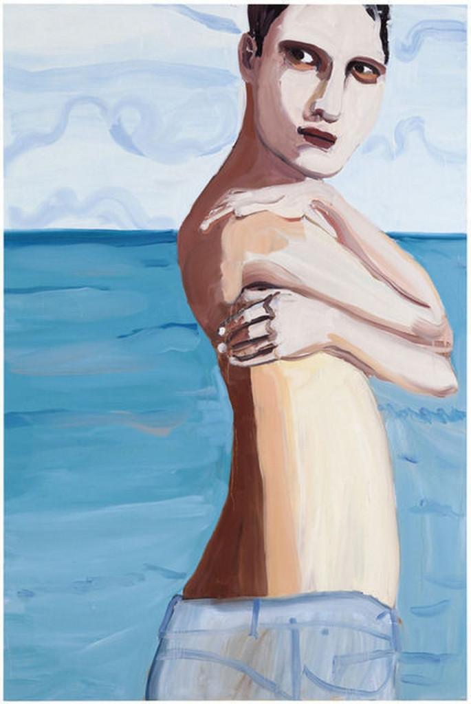 Chantal Joffe, da Beside the seaside, 2005