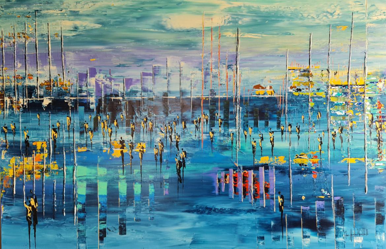 Jean-Humbert Savoldelli, «L'absence», 2020