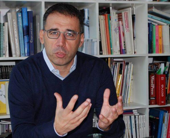 Vinicio Peluffo, segretario Pd della Lombardia