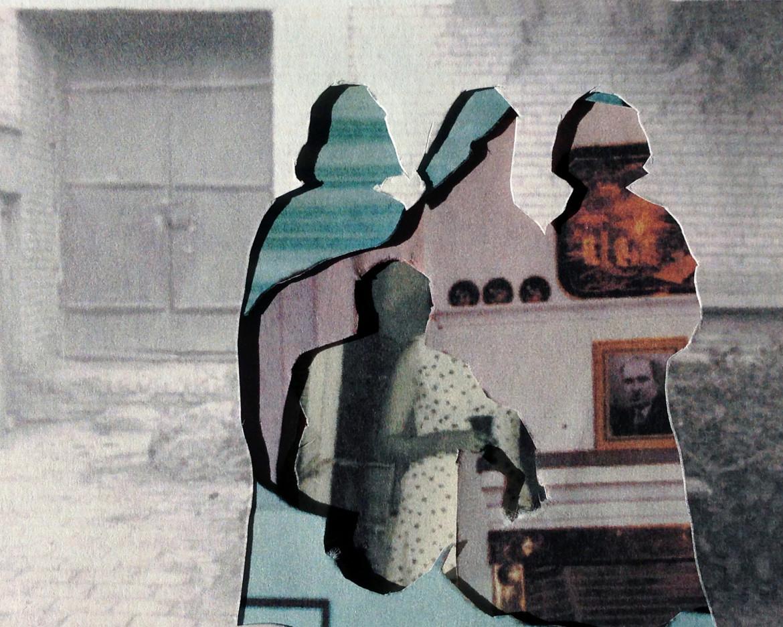 «Absence», dell'artista Taraneh Hemami