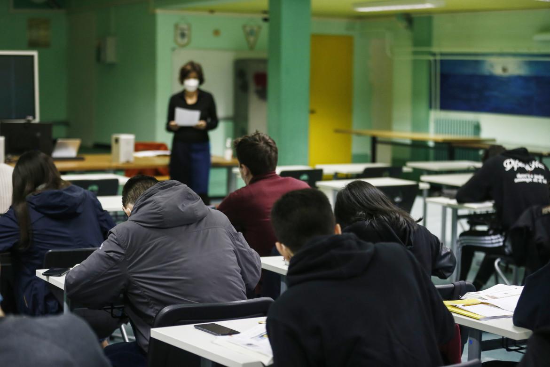 A scuola durante la pandemia