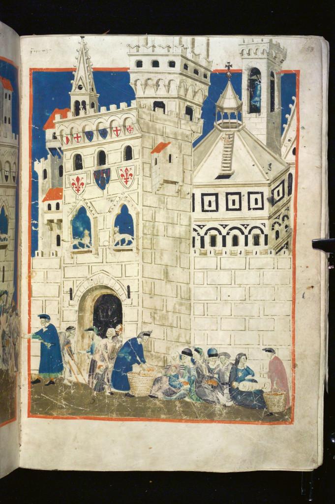 Biblioteca Medicea Laurenziana, Tempi 3, «Libro del Biadaiolo»