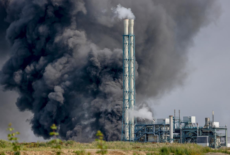 Esplosione dell'impianto chimico di Leverkusen