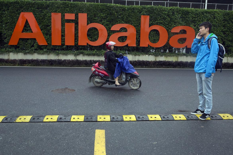 Lavoratori di Alibaba, piattaforma di e-commerce cinese