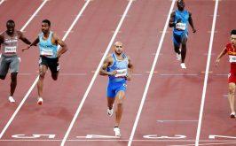 Marcell Jacobs vola nei 100 metri miglior tempo italiano di sempre