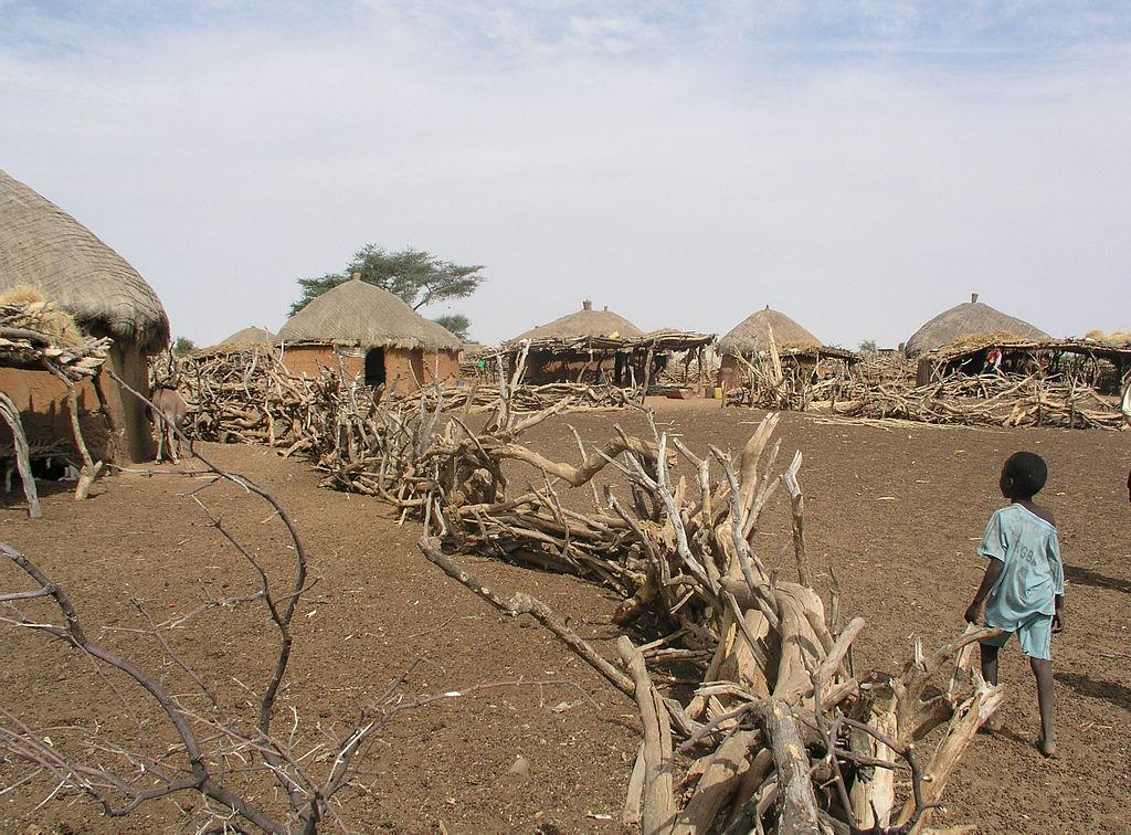 Un'immagine di Ndioum, città della regione senegalese di Saint-Louis