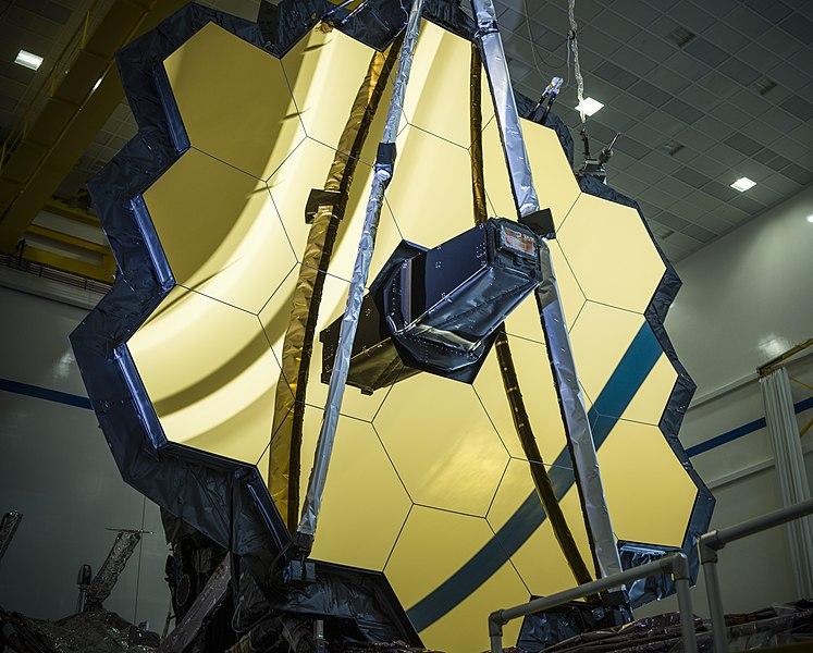Il grande telescopio intitolato a James Webb che potrebbe cambiare nome