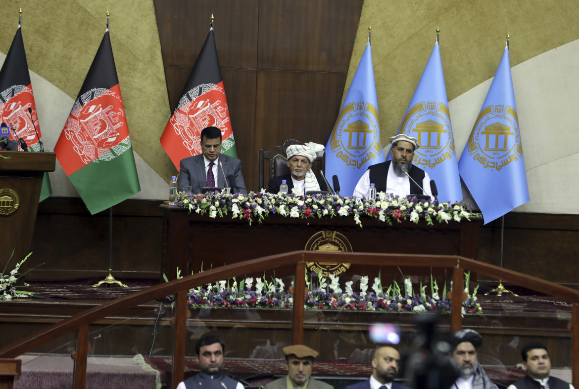 Parlamento in Afghanistan