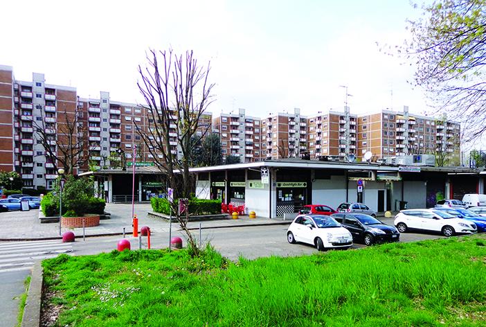 Quartiere Missaglia, Milano
