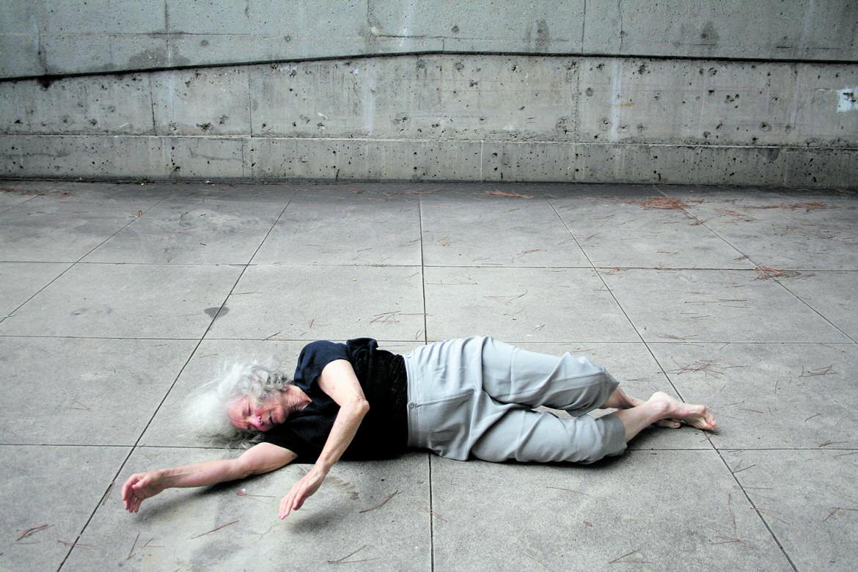 Simone Forti, «Sleep Walkers / Zoo Mantras», 1968/2010