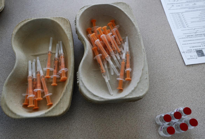 Siringhe per vaccini