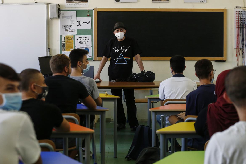 Scuola in presenza